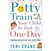 Potty Train Child Book