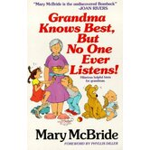 Grandma Knows Best Book
