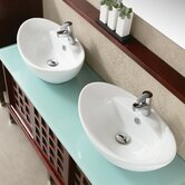 Valencia Double Bathroom Vanity Set
