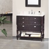 Elizabeth 36'' Bathroom Vanity Ensemble