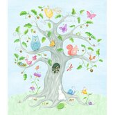 Large Wishing Tree Wall Art