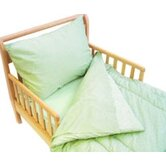 Percale Four Piece Toddler Bed Set
