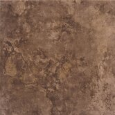 Bruselas 6&quot; x 6&quot; Ceramic Wall Tile in Maroon