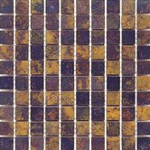 Iron Slate 13&quot; x 13&quot; Random Mosaic Porcelain Floor Tile
