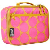 Big Dots Hot Pink Lunch Box