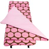 Big Dots Nap Mat in Pink