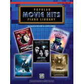 Popular Piano Library: Movie Hits Level 1