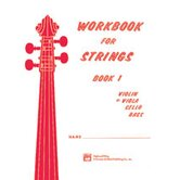 Workbook for Strings, Book 1: Viola