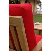 Brianna Deep Seating Arm Chair with Cushion