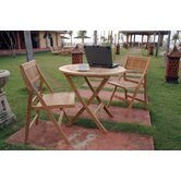 Windsor 3 Piece Dining Set
