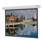 "92666 Designer Contour Electrol Motorized Screen - 50 x 67"", 120V, 60Hz"