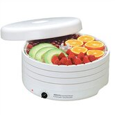 Garden Master Food Dehydrator w / Optional Trays & Clean-A-Screen