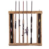 Vertical / Horizontal Fishing Lure Hanger