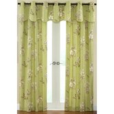 Garden Tour Drape and Valance Set in Juniper