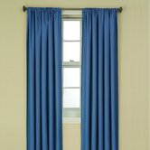 Kendall Kids Blackout Window Panel in Denim