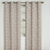 Meridian Grommet Blackout Window Panel in Linen