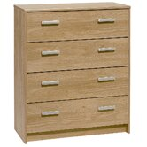 Frucha 4 Drawer Chest