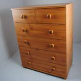Rochester 6 Drawer Chest