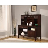 Grove Credenza with Hutch