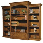 Urban Executive Bookcase with File Drawer