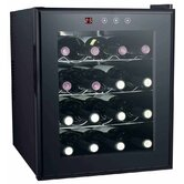 21.9&quot; Thermo Electric Wine Cooler with Heating