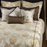 Akebia Bedding Set in Warm Gold