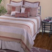 Manhattan Bedding Set in Brown