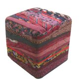 Tie Cube Ottoman