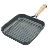 Tradition 9.5&quot; Non-Stick Grill Pan
