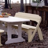 Harvest Wood Garden Bench