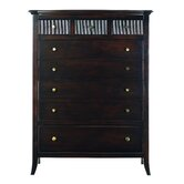 Hudson Street 8 Drawer Chest