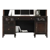 Hudson Street 62&quot; W Computer File Desk