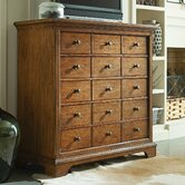 The Classic Portfolio Bungalow 4 Drawer Media Chest