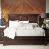 The Classic Portfolio Transitional Panel Bedroom Collection