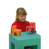 EVA Mini Foam Chair Set