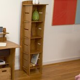 Sustainable Bamboo Bookcase