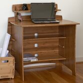 Sustainable Bamboo Straight Desk