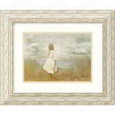 There's Always Tomorrow by Betsy Cameron, Framed Print Art - 14.5&quot; x 17.5&quot;