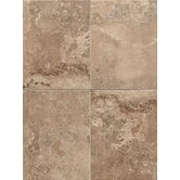 "Pozzalo 9"" x 12"" Glazed Field Tile in Weathered Noce"
