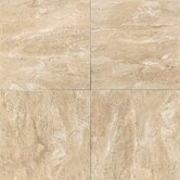 Torre Venato 13&quot; x 13&quot; Glazed Porcelain Field Tile in Sabbia