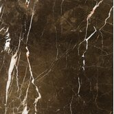 Natural Stone 12&quot; x 12&quot; Marble Tile in St. Croix Brown
