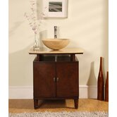 "29"" Fulton Single Bathroom Vanity"