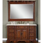 "Sabina 58"" Single Sink Bathroom Vanity Cabinet"