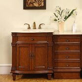 Sophia 51&quot; Single Sink Bathroom Vanity Cabinet