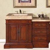 "Stanton 51"" Single Sink Bathroom Vanity Cabinet"