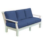 Nantucket Deep Seating Sofa with Cushions