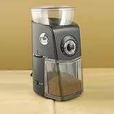 Burr Grinder in Black