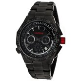 Men's Travel Chrono Round Watch