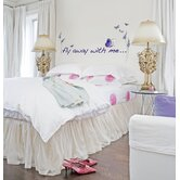 Euro Butterflies Wall Decals