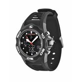 Active Shark X 2.0 Watch in Black Ionic Plated